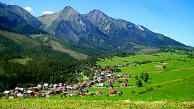 SLOVAKIA-Carpathian-mountains