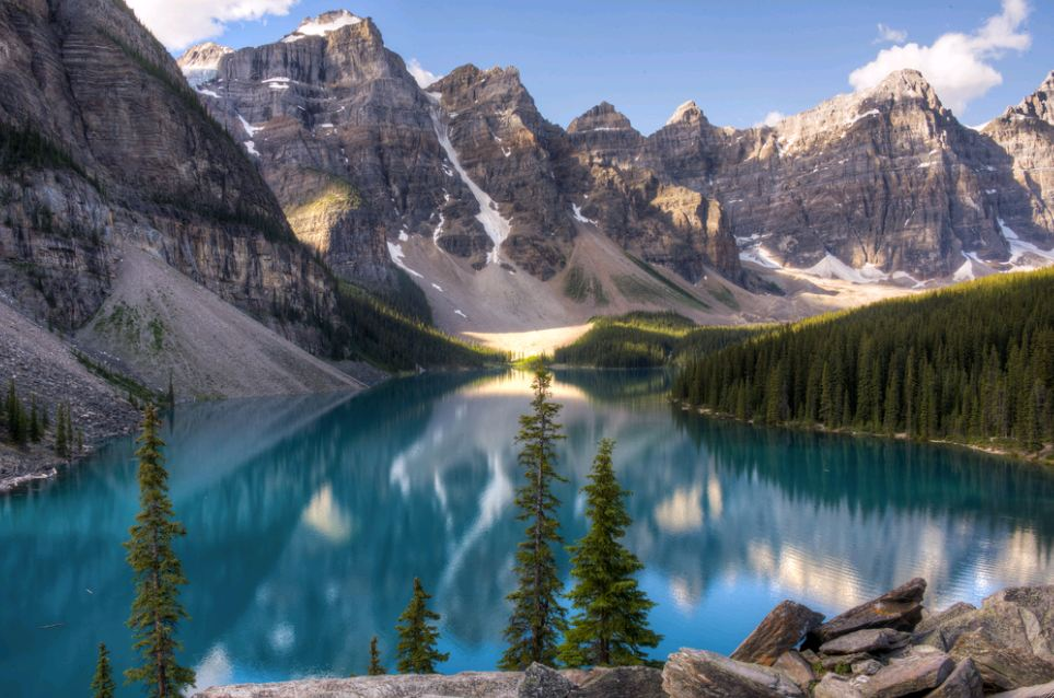 Great Canadian Rockies-New