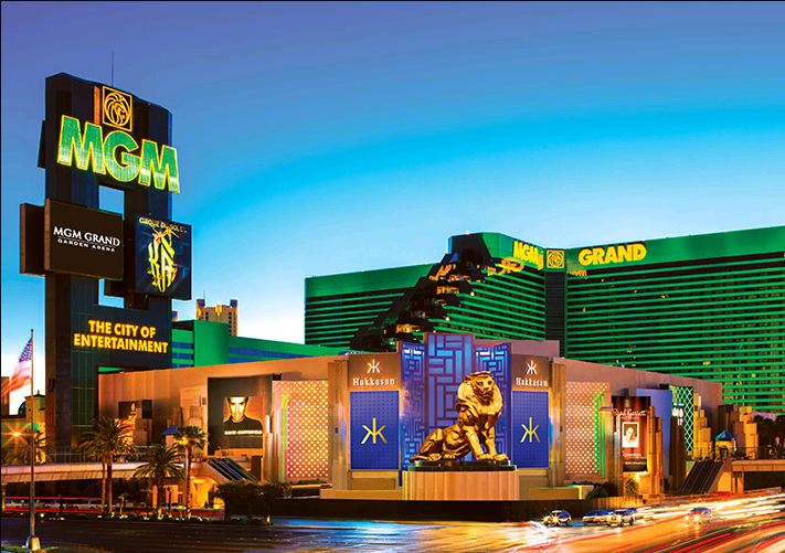 MGM Grand Hotel-New