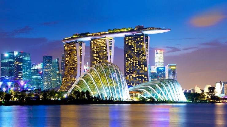 Marina Bay Sands-New
