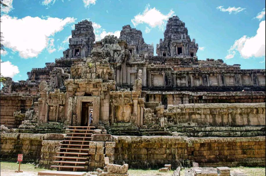 Temple Angkor_Cambodia