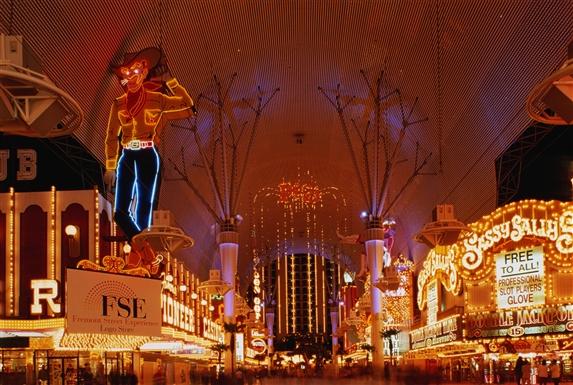 Fremont Street Experience-USA-LAs Vegas
