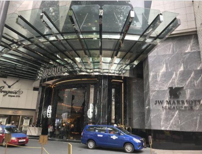JW Marriott Kwala Lampur 2018