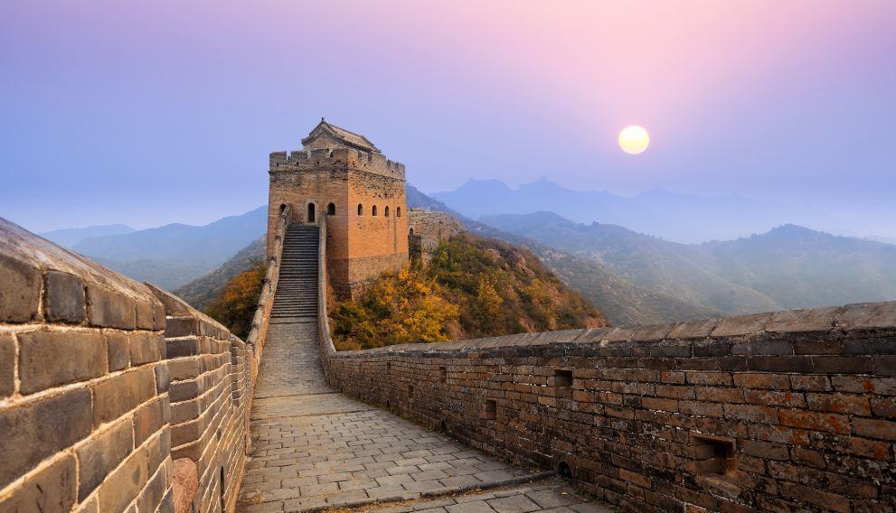 Great wall of CHINA 2018