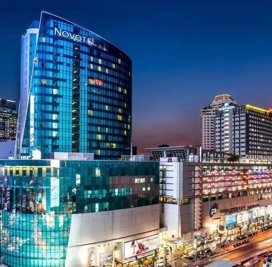 Novotel Bangkok Platinum Hotel image